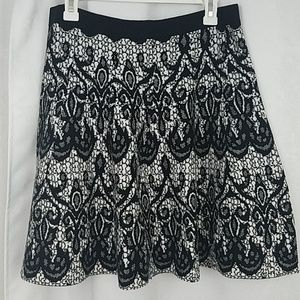 Cynthia Rowley Sweater Skirt Size Large